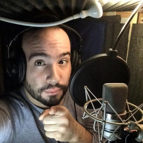 Christian Rosselli from MVO: The Voice-Over Guys