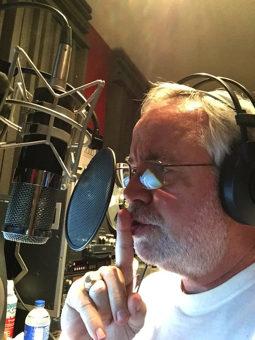 Johnny George from MVO: The Voice-Over Guys