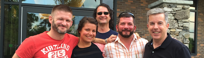 The Voice-Over Guys (and a Gal) in Asheville, NC