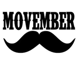 MOVEMBER is Here