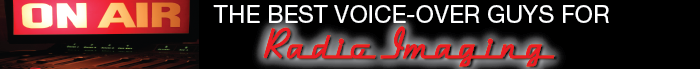 Male Voiceover Talents Radio Imaging