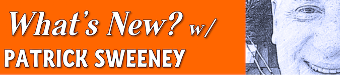<i>What's New</i> w/ Patrick Sweeney