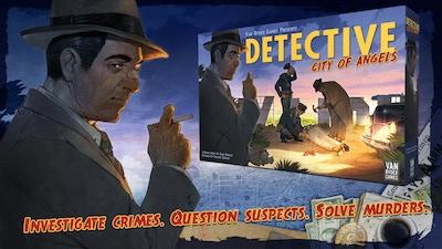 Detective City of Angels MVO The Voiceover Guys Cam Cornelius