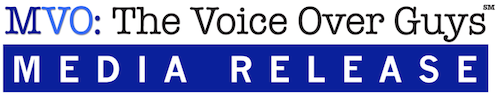 MEDIA RELEASE – Voice-Over Guys Honored For Best Use Of On-Line Video