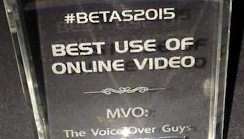 The AWARD WINNING MVO: The Voice-Over Guys