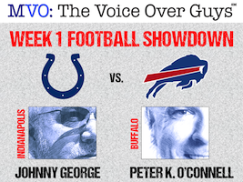 MVO: The Voice-Over Guys NFL Showdown Week 1