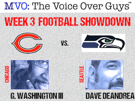 MVO: The Voice-Over Guys NFL Showdown Week 3