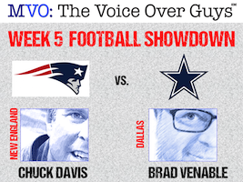 MVO: The Voice-Over Guys NFL Showdown Week 5