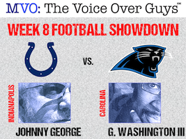 MVO: The Voice-Over Guys NFL Showdown Week 8