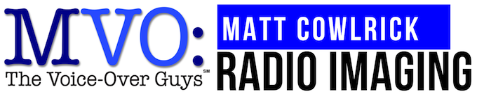Matt Cowlrick Radio Imaging Demos