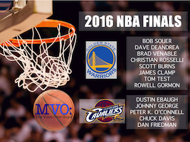 MVO: The Voice-Over Guys 2016 NBA Finals Showdown