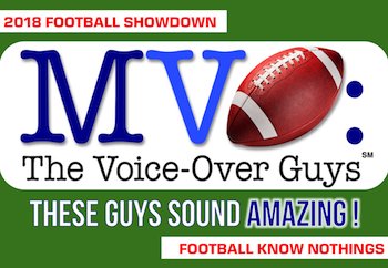 MVO: The Voice-Over Guys NFL Showdown 2018 week 17