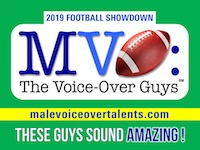 MVO: The Voice-Over Guys NFL Showdown 2019 week 12