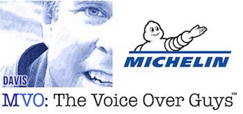 Male Voiceover Talent Chuck Davis Michelin