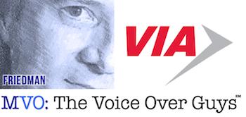 Male Voiceover Talent Dan Friedman VIA San Antonio Transit