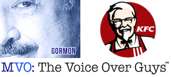 Male Voiceover Talent Rowell Gormon KFC