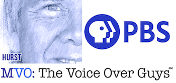 Male Voiceover Talent Dan Hurst PBS