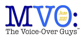 MVO: The Voiceover Guys June 2020 Update