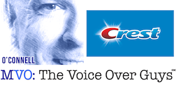 Male Voiceover Talent Peter K. O'Connell Crest KFC