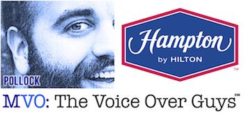 Male Voiceover Talent Brandon Pollock Hampton Crest