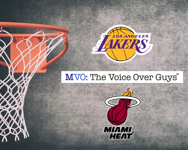 2020 NBA Champion Picked by MVO: The Voiceover Guys