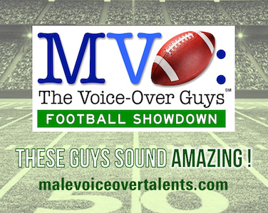 MVO: The Voice-Over Guys | NFL Showdown 2020 week 4