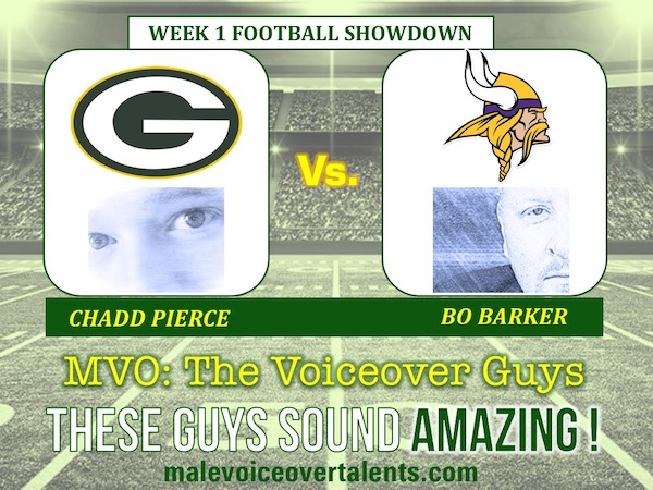 MVO The Voiceover Guys NFL 20 WEEK 1