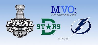 MVO: The Voiceover Guys Congratulate Tampa Bay